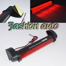 Red 24 LED Vehicle Auto Fog Stop Tail Rear Brake Warning Lamp 12V Hot