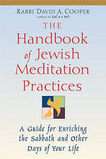 The Handbook of Jewish Meditation Practices by David A. Cooper Paperback Book (E