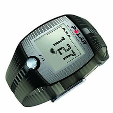 POLAR FT1 Frequenza Cardiaca Monitor E SPORTS WATCH, uno, Nero