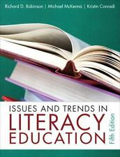 Issues and Trends in Literacy Education 5th Edition