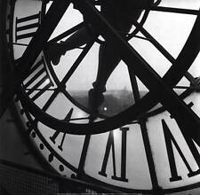 New Orsay Clock in Paris by Tom Artin Fine Art Print Home Wall Decor 686992