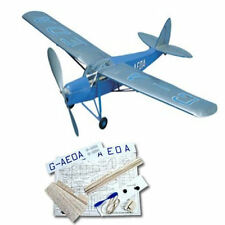 West Wings Dehaviland Puss Moth Balsa Rubber Powered Plane WW08
