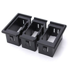 3 Rocker Switch Clip Panel Assembly Patrol Holder Housing For ARB Carling Type
