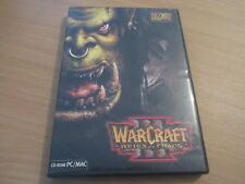 pc cd-rom warcraft 3 reign of chaos