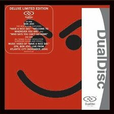 CD DualDisc: BON JOVI Have A Nice Day (deluxe limited edition)
