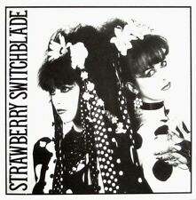 "Strawberry Switchblade Ultra Rare 12"" Album Canada CD"