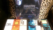 MINISTRY Twelve Inch Singles: 1981-1984 Vinyl Halloween All Day Jourgensen