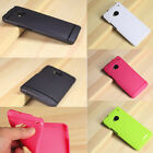 ULTRA SLIM RUBBER SOFT SILICONE GEL SKIN BUMPER TPU CASE COVER FOR HTC ONE M7