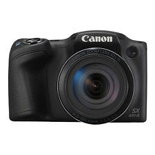 Canon PowerShot SX420 IS 20MP Digital Camera 42x Optical Zoom Black Wi-Fi / NFC