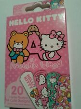 20 PFLASTER - HELLO KITTY (3) - STERIL VERPACKT