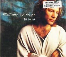 Bon Jovi Lie to me (1995, #8525492, digi) [Maxi-CD]