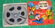 The Battling Big Fish 8mm film by  Columbia Pictures SP-5253 movie