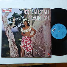 MANUIA / MAEVA Otuiti Tahiti LPO 32523 SOUTH SEAS