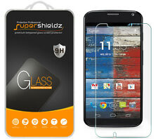 2X Supershieldz Tempered Glass Screen Protector For Motorola Moto X (1st Gen)