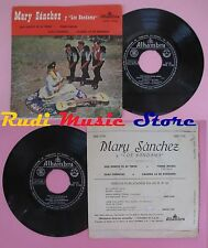 LP 45 7'' MARY SANCHEZ Y LOS BANDAMA Que bonito es mi teror Pobre no cd mc dvd