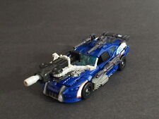 Transformers DOTM Topspin Deluxe Class Dark of the Moon 2011 Complete