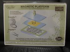 NEW Stampin Up Magnetic Platform for the Big Shot Die-Cutting Machine