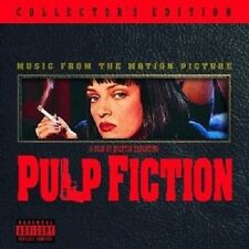 PULP FICTION SOUNDTRACK CD COLLECTOR´S EDITION NEUWARE