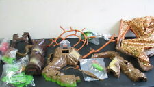 A BUGS LIFE GIANT LIGHT UP ANTHILL COLLECTION, NO BOX, VERY NICE