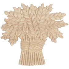 Richard Burbidge Home Decoration Wooden Wall/Door Ornament- Wheatsheaf