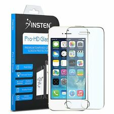 Premium Tempered Glass Screen Protector LCD Film Guard For iPhone 5 5S 5C SE