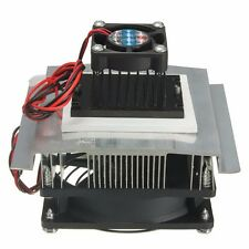 TEC-12706 Thermoelectric Peltier Refrigeration Cooling System Cooler Fan DIY US