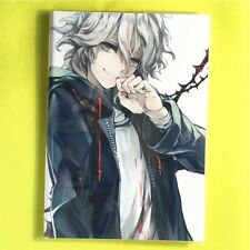 Danganronpa Komaeda Nagito Notebook Animation Diary Book