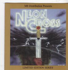 NEON CROSS - S/T (*NEW-CD, 2001, Magdalene) Christian Metal + demo