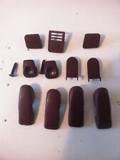 86 - 93 Mazda B2000 B2200 B2600  Burgundy Interior Misc Clips and Covers