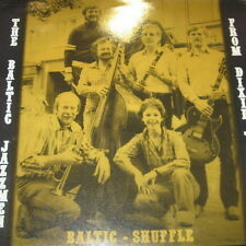 "12"" The Baltic Jazzman Baltic Shuffle From Dixie To Swing 80`s Teldec 66.22399"