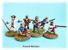 French & INDIAN WAR-Francese Marines Unità X 20