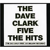 The Dave Clark Five - Hits (2008) Rare.