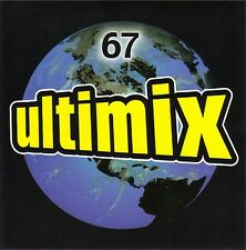 Ultimix 67 CD Ultimix Records All Saints,Wildchild,Vicious Flowerz,Amii Stewart