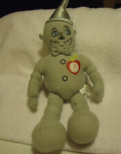 "WIZARD OF OZ TIN MAN PLUSH DOLL..TOY FACTORY..17"" TALL...NICE"