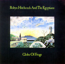 Globe of Frogs by Robyn Hitchcock & the Egyptians (CD, 1988, A&M)
