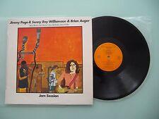 Page/Williamson/Auger - Jam Session, France 1975, LP, Vinyl: m-