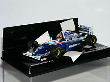 Minichamps Williams Renault FW15 Ayrton Senna Estoril Test 1994 LTD ED 1/43