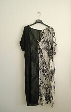 excellent condition - ASOS dress size 12-14 including separate slip