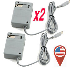 AC Home Wall Travel Charger Power Adapter Cord For Nintendo NDSi DSi LL/XL