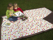 Picnic Blanket Outdoor Water-resistant Dots TUFFO