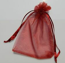 Hot!25/50pcs Organza Gift Bags Wedding Christmas Party Favor Packaging Pouches