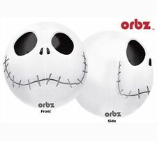 ORBZ Jack Skellington Nightmare B4 Christmas Halloween Birthday Party Balloon