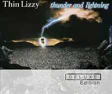 Thunder & Lightning [Deluxe Edition] by Thin Lizzy (CD, Sep-2013, 2 Discs,...