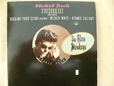 BLOW MONKEYS DIGGING YOUR SCENE double pack g/f stunning n/m