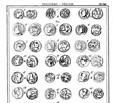 DVD 115 seltene Bücher über keltische , gallische Münzen