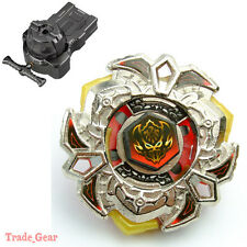 Masters Beyblade Metal Fusion BB-114 Vari Ares Variares + Double spin Launcher
