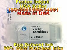 compatible eco solvent ink cartridge for Epson SureColor s30675 s50675 cyan zz