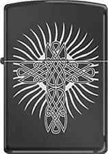 Zippo CM2912 celtic design RARE Lighter