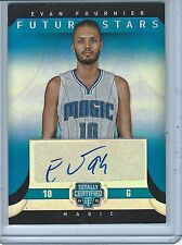 2014-15 Totally Certified Evan Fournier Future Stars AUTO 11/25!!!!! MAGIC