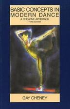 Basic Concepts in Modern Dance: A Creative Approach (Dance Horizons Bo-ExLibrary